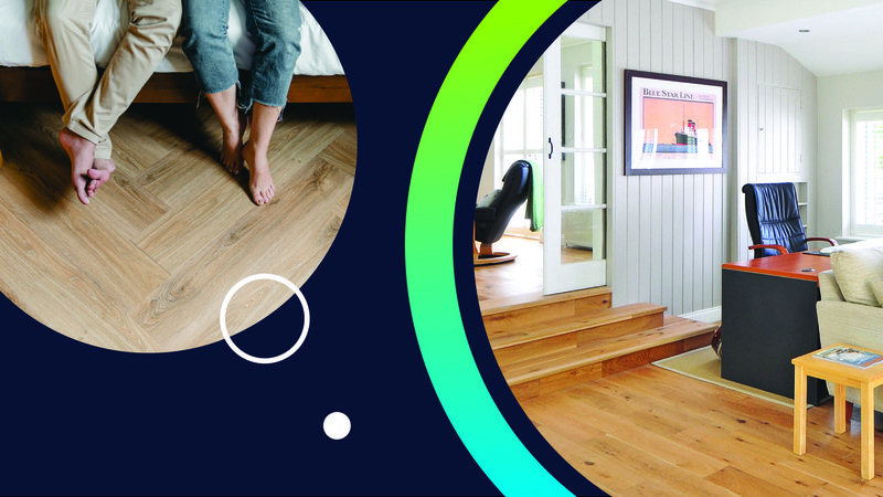 Interiors, Exteriors and Flooring image