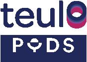 Teulo Pods Logo Positive